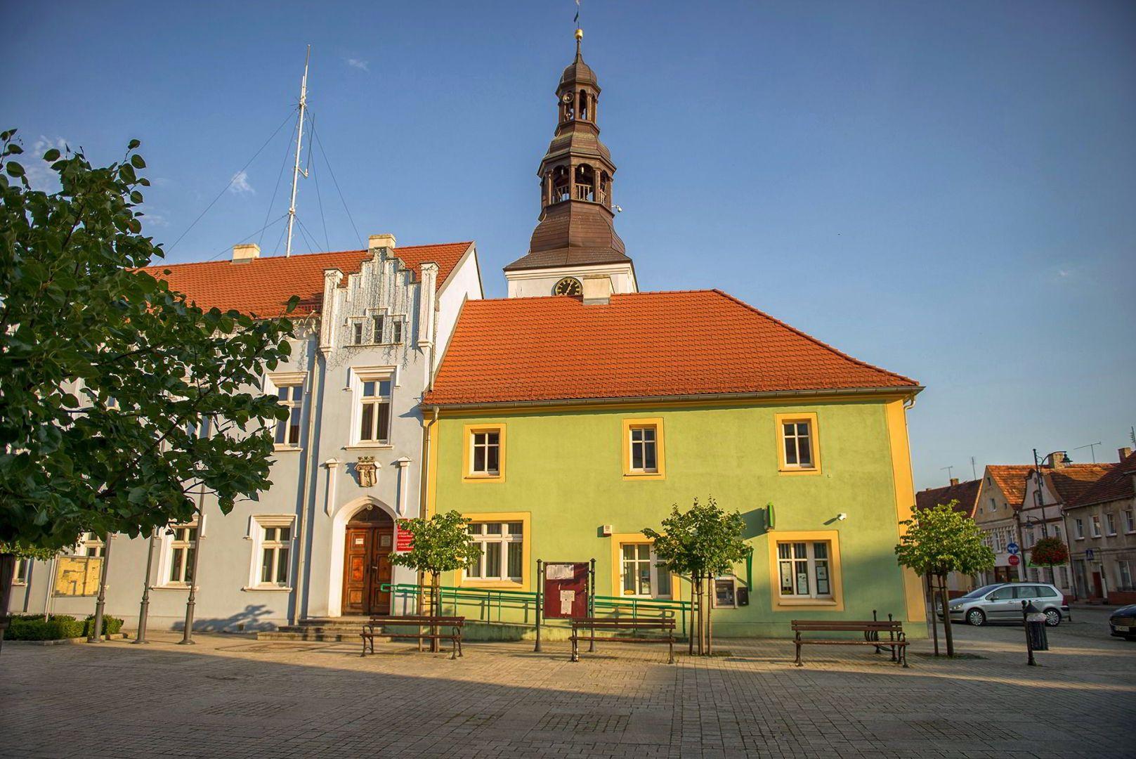 Gmina Nowe Miasteczko