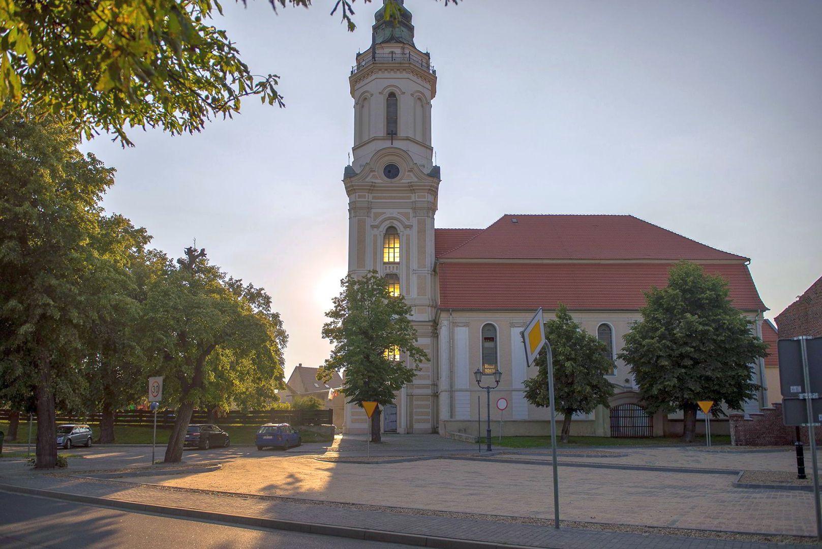 Gmina Otyń