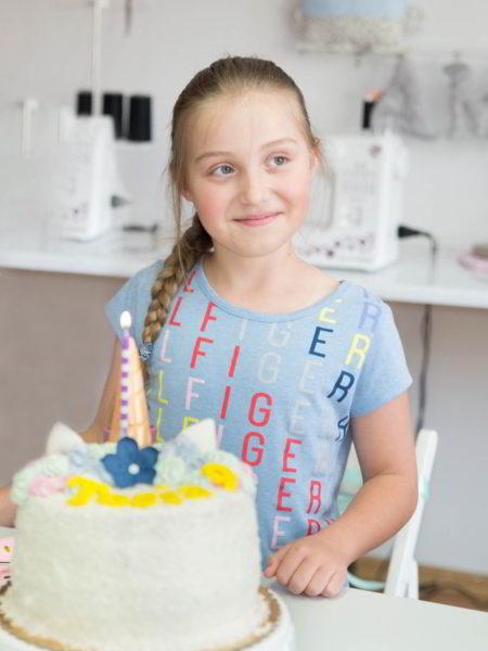 Sesja zdjęciowa z urodzin