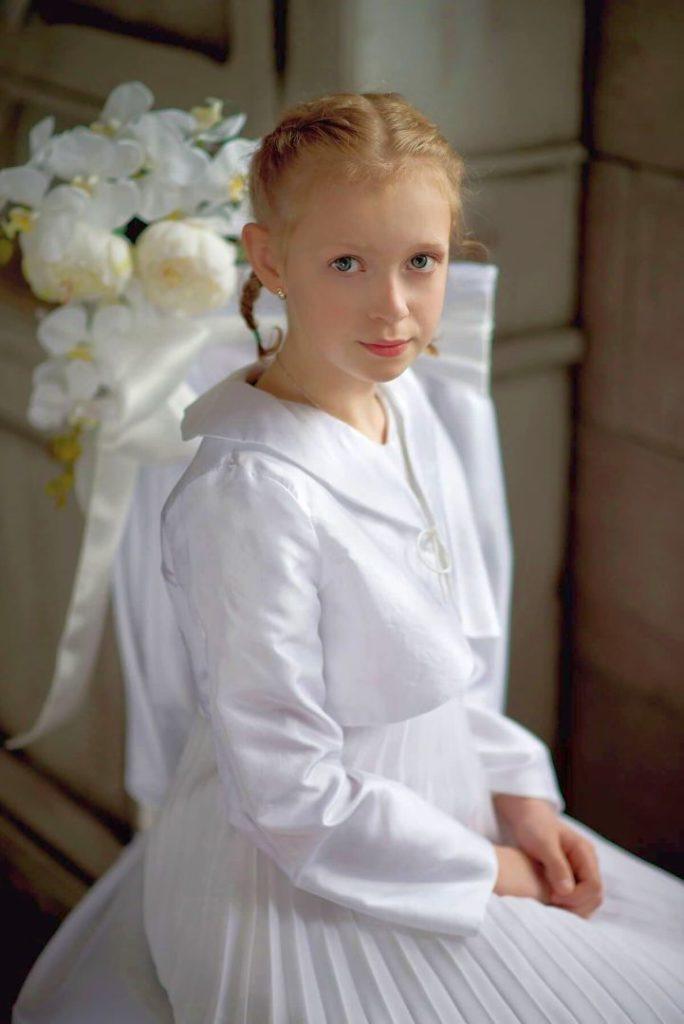 Zdjęcia z Komunii Świętej